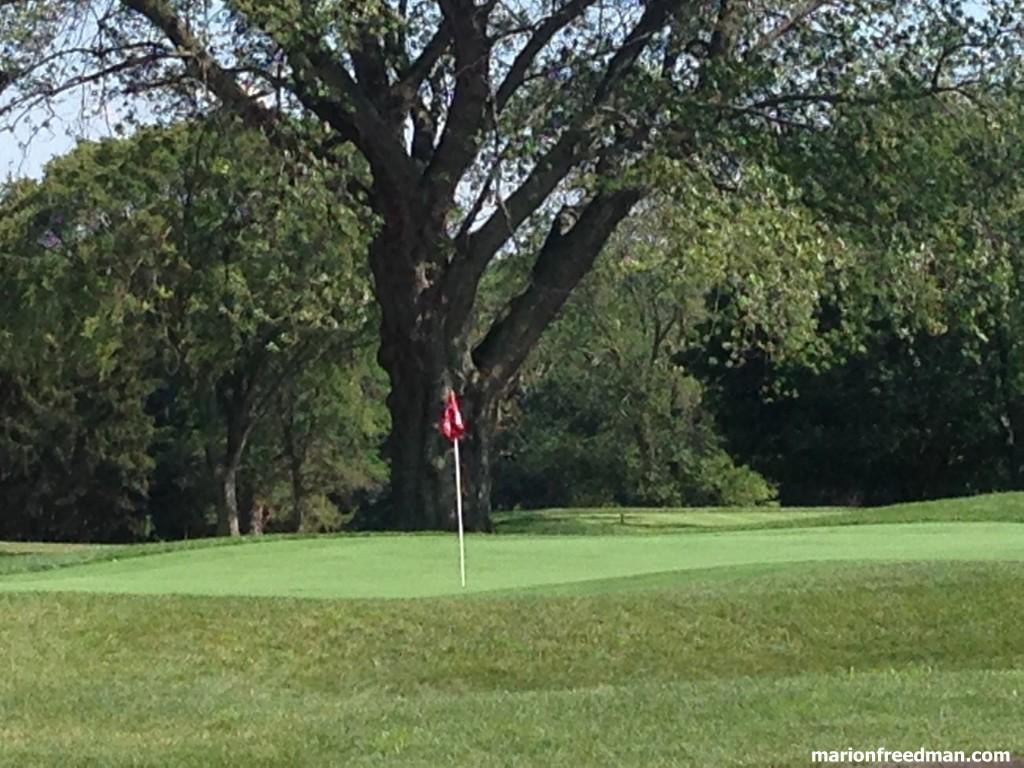 watermark golf